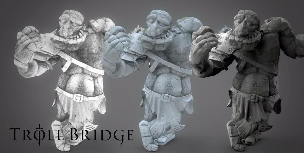 troll bridge movie
