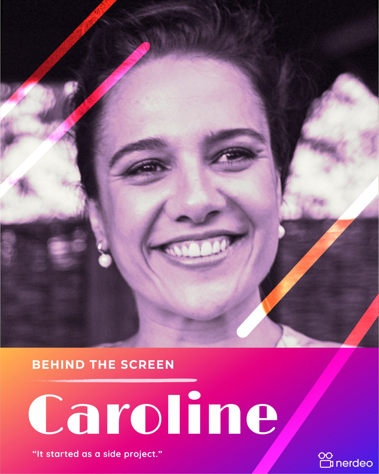 Caroline Pires CEO